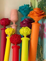 Decorative Drapery Rods